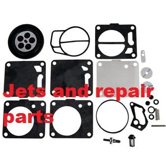 Jets & Repair Parts