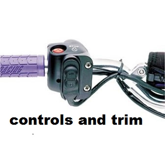 controls and trim
