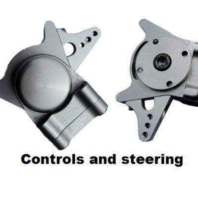 controls and Steering